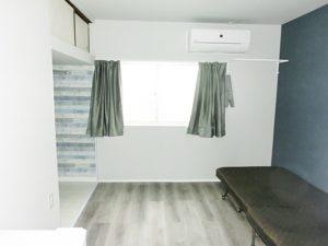 全室内装デザインが異なります。201号室