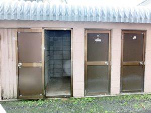 1階個別屋根付き倉庫(鍵付き)