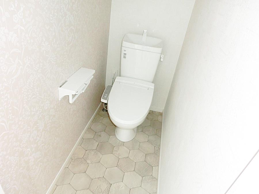2階201号室トイレ