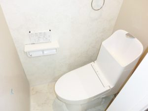 TOTO製壁付リモコン最新設備